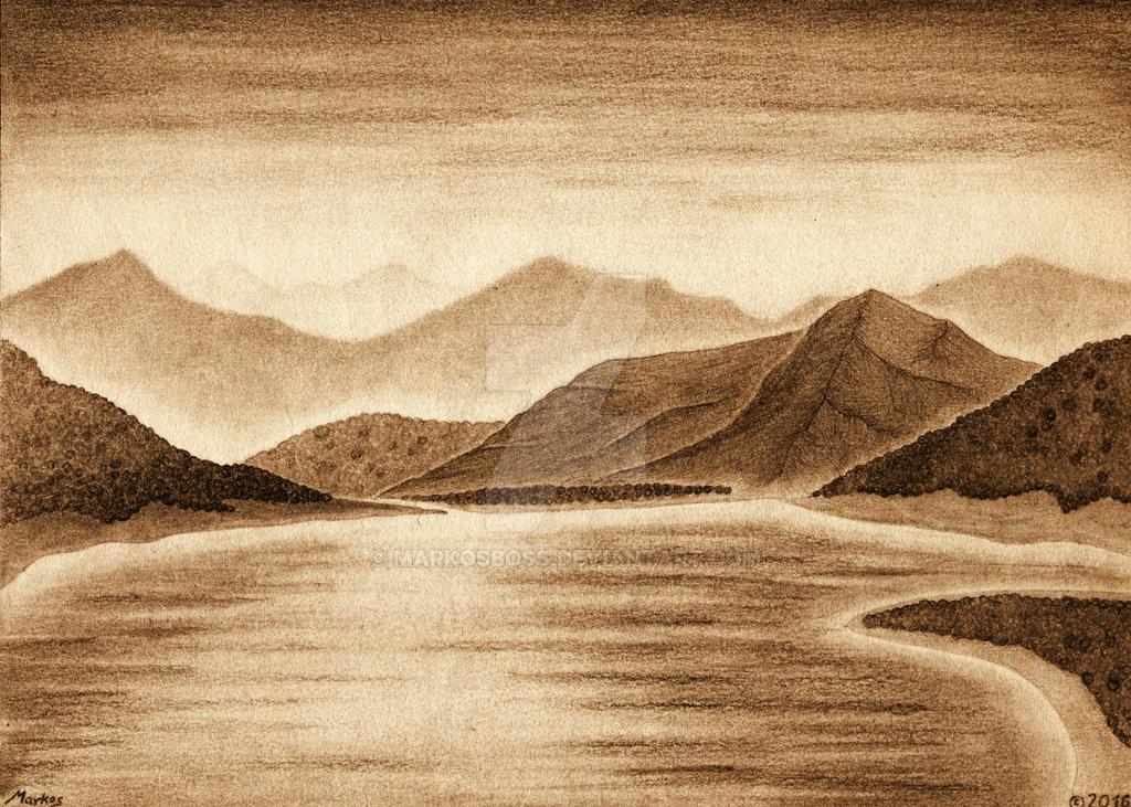 Landscape 4 Rusty by MarkosBoss