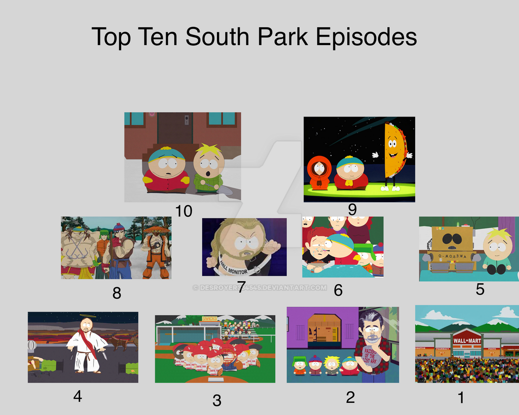 southpark essay episode Everyone is excited in south park when cartman wins an essay contest, and it  becomes known he will receive an award presented by kathie.