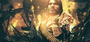 Red Dead Redemption Signature