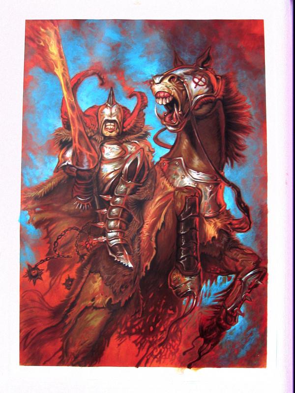 Blood Knight - Final by suenos-de-colores
