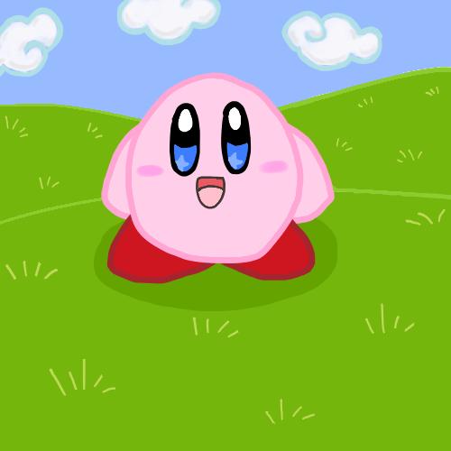 Lil' Kirby by Zjenka