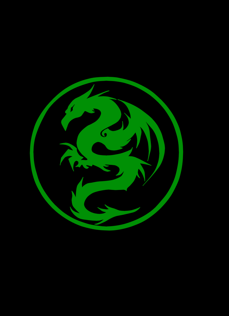 Green Dragon Logo Www Pixshark Com Images Galleries
