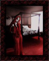 Countess Valentine in Beveled Glass by Arthur-Ramsey