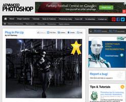 Advanced Photoshop Award Editors Choice by Arthur-Ramsey