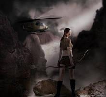 Tomb Raider-No Turning Back by Arthur-Ramsey
