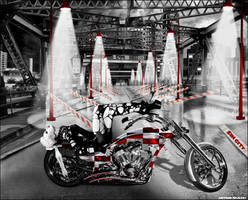 Sin City Road Warrior by Arthur-Ramsey