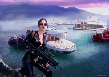 Tomb Raider SurvivorS by Arthur-Ramsey