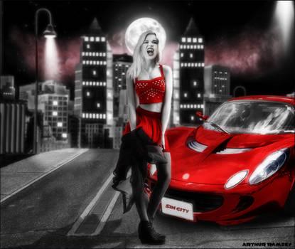 Vampire Sin City