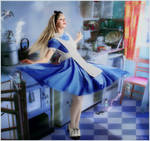 Alice and the Frenzied Kitchen Bugs