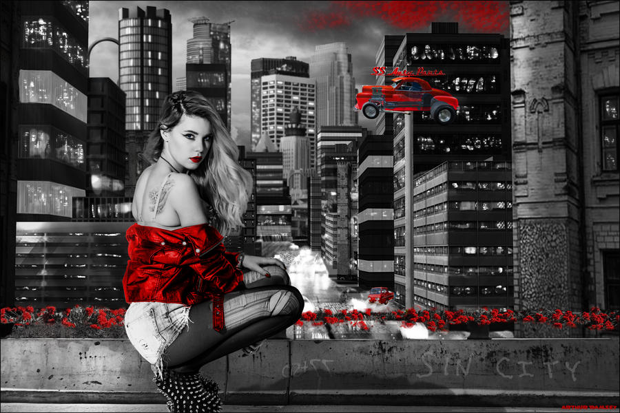 Christmas For Sin City by rsiphotography