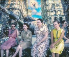 World War 2 Girls by Arthur-Ramsey