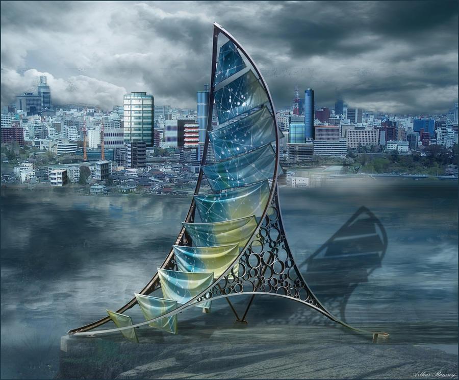 Sendai Tragedy by ArthurRamsey