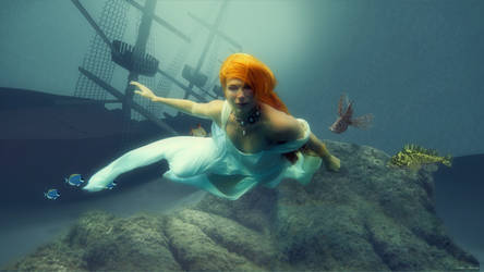 Voyage to the Bottom of the Sea by Arthur-Ramsey