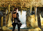 The Beauty of Tomb Raider.......