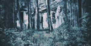 The Blair Witch Wallpaper by Arthur-Ramsey