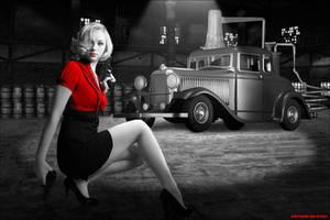 Sin City Bootlegger by Arthur-Ramsey