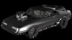 Road Warrior Mad Max Car 2