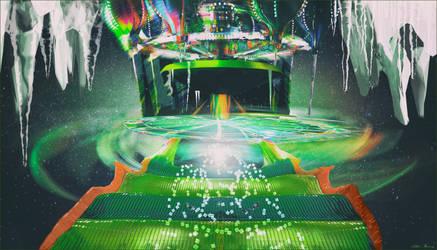 Alien Ice by Arthur-Ramsey