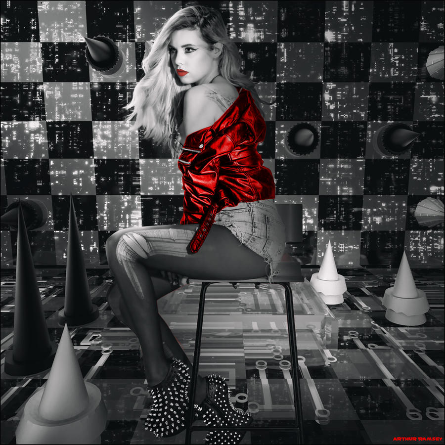 Sin City Game of Spikes by Arthur-Ramsey