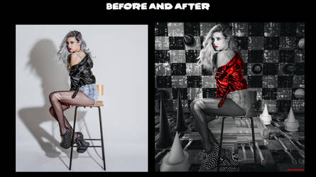 Before and  After by Arthur-Ramsey
