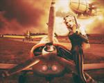 Steampunk Propelled by Arthur-Ramsey
