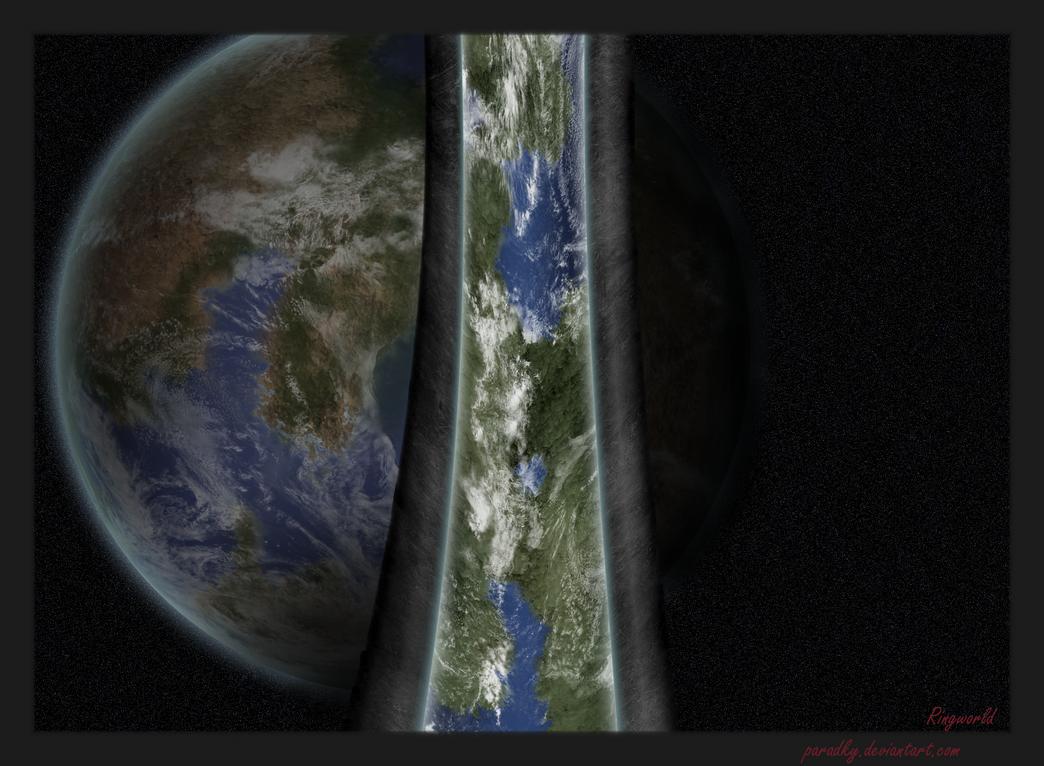 Ringworld by ART5EC