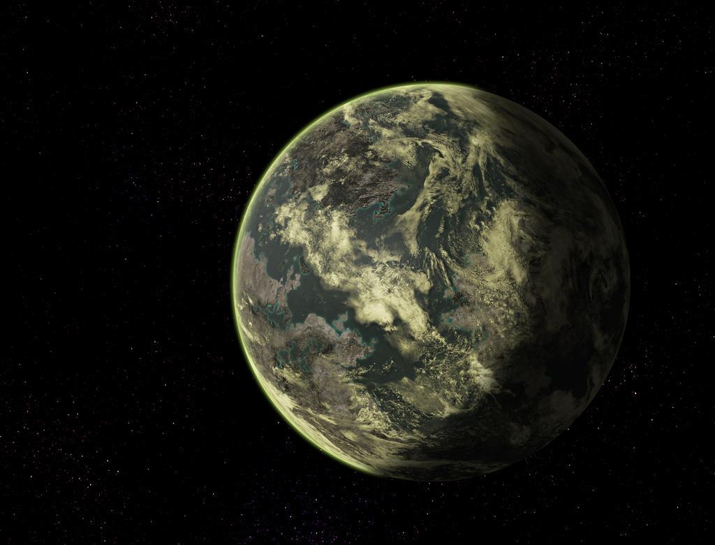 POTW 24: Chlorine Planet by ART5EC on DeviantArt