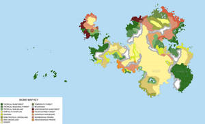 Ghar Environmental Map by ART5EC