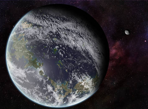 Basalt Planet