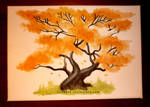 Painted Tree v3 by JustEyra