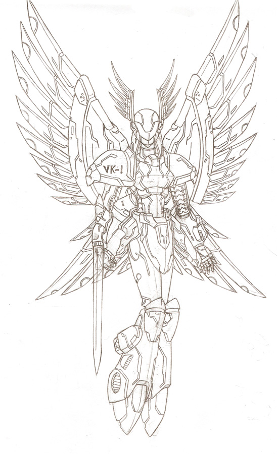 tattoo. valkyrie. vector. victorian. Not sure how much y'all care but figure I might as well warn ya' now.
