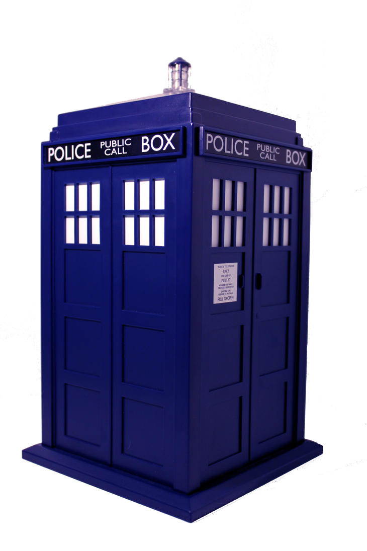 Tardis Vector Outline Stock By Rob234111 PictureTardis Vector Outline