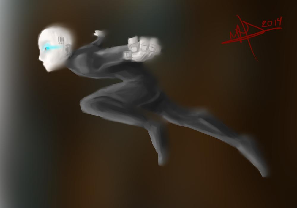 Cyber escape by DarkMatt94