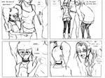 Sketchy Sketchy comic Page
