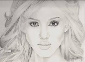 Jessica Alba by CraigRosenbaum