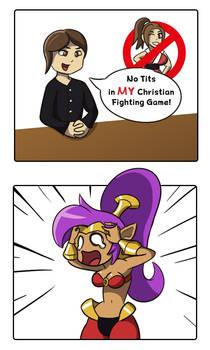 Shantae 4 Smash - Censored Panic