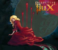 Perpetual Flux: Crimson Lace