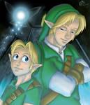 Link Between Time