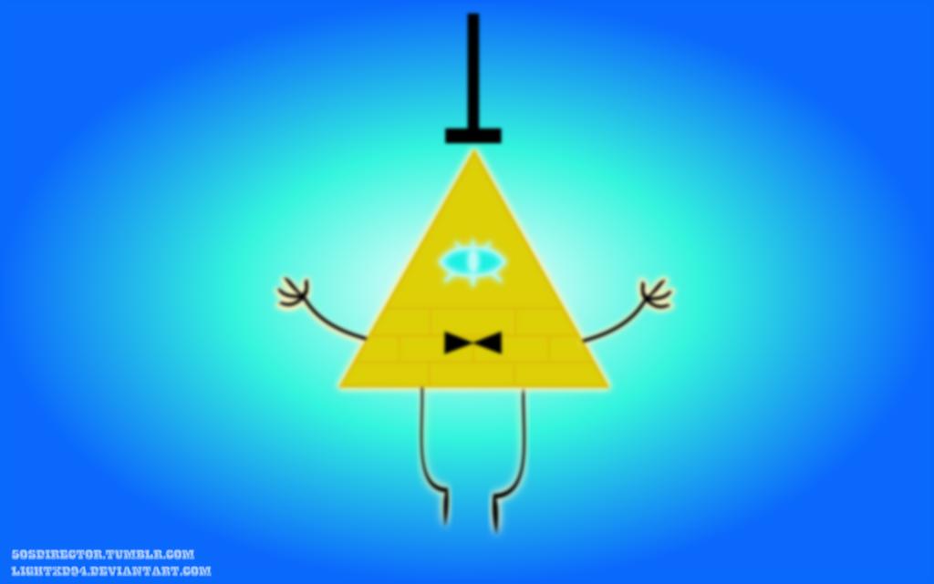 Bill Cipher by lightxd94