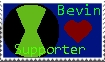 Bevin stamp by Bevin1011