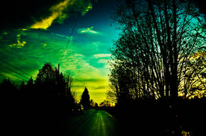 night shift by Mirandashes