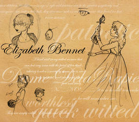 .: Elizabeth Bennet :. by Costume18