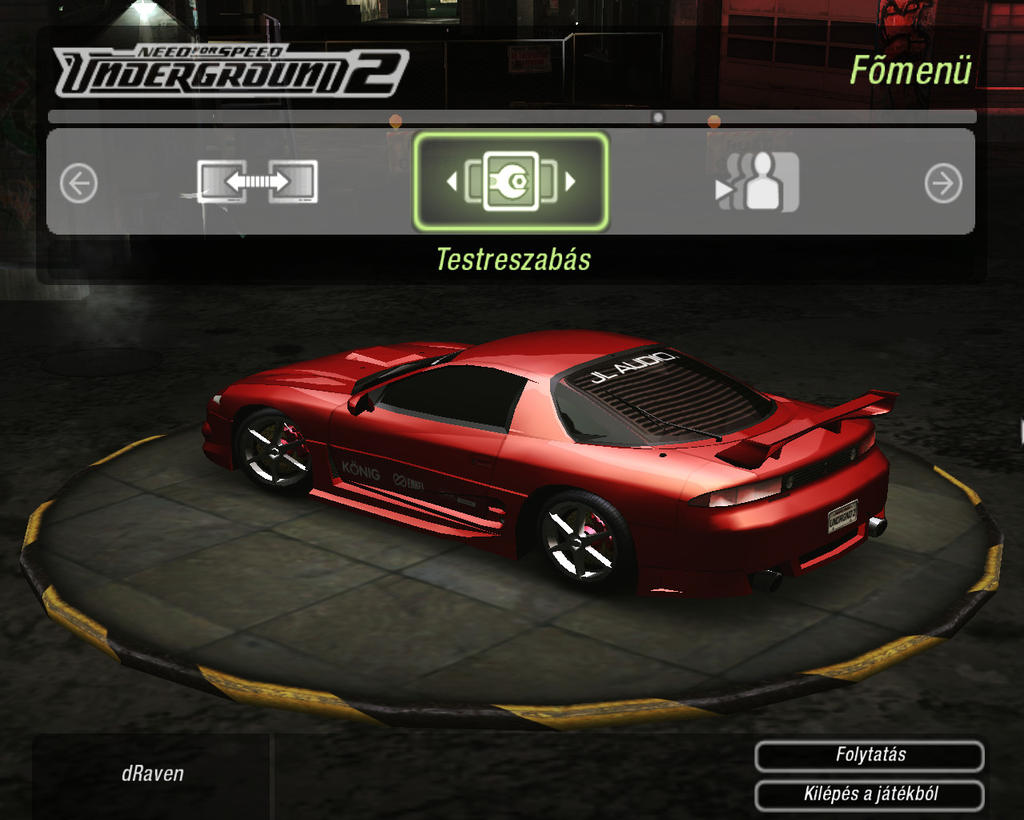 mitsubishi 3000gt fast and furious. erickdraven89 0 nfsu2 mitsubishi 3000gt back by 3000gt fast and furious