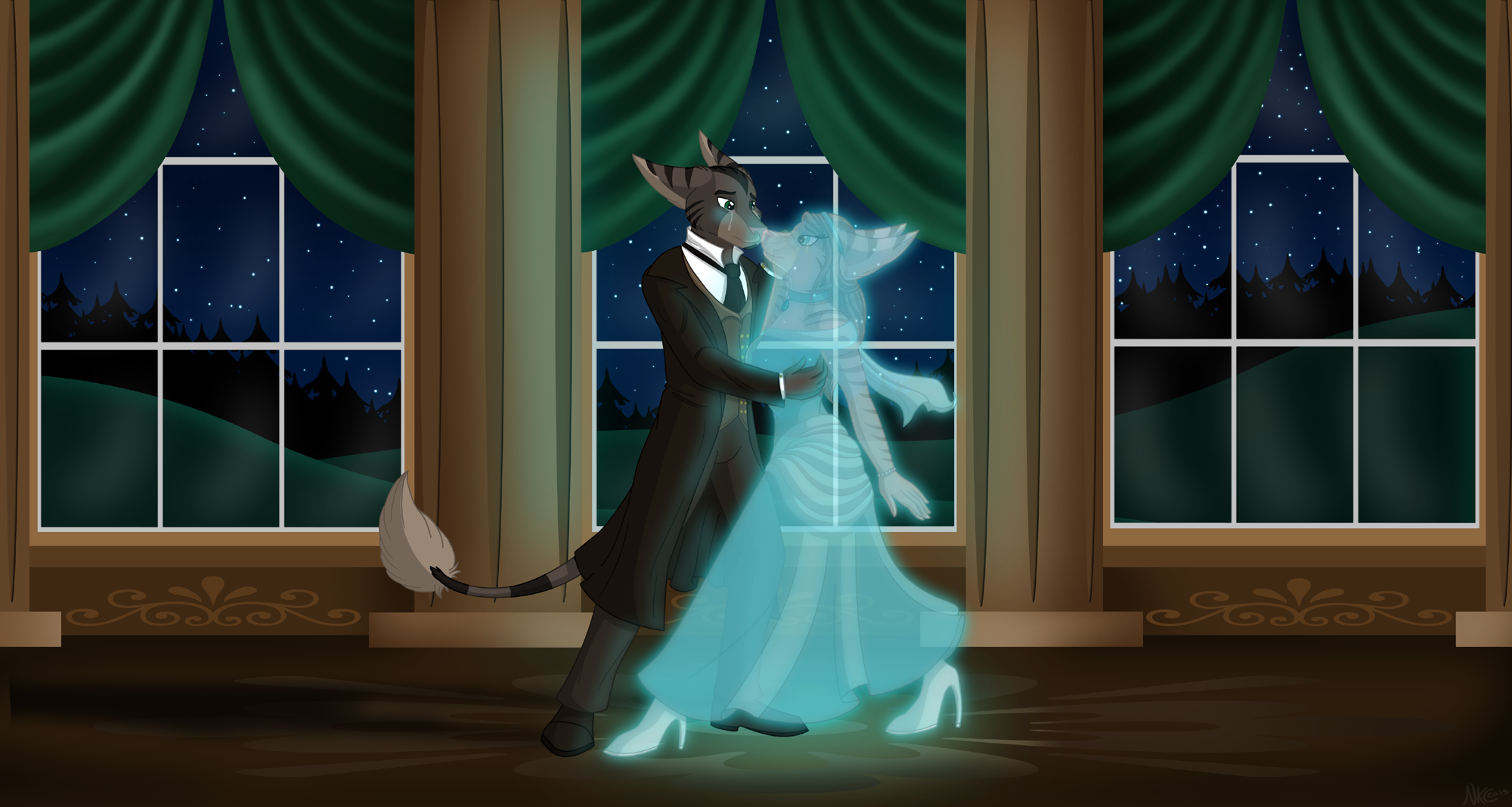 May I Have the Last Dance by DarkRavenofChaos