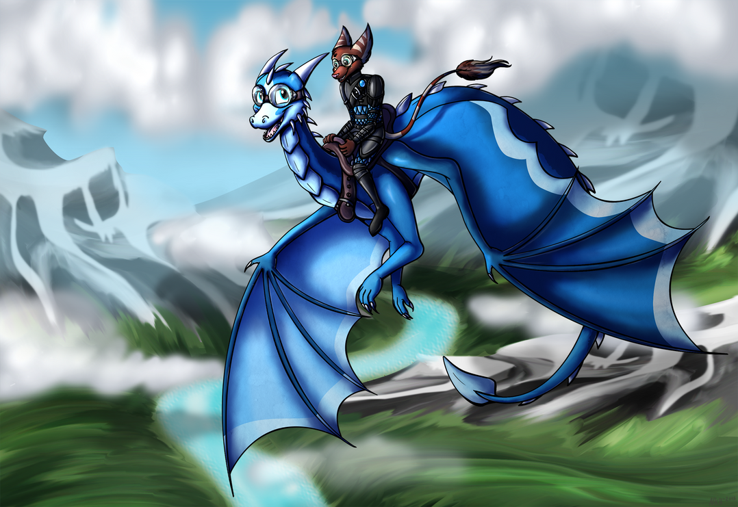 Dragon's Tales by DarkRavenofChaos