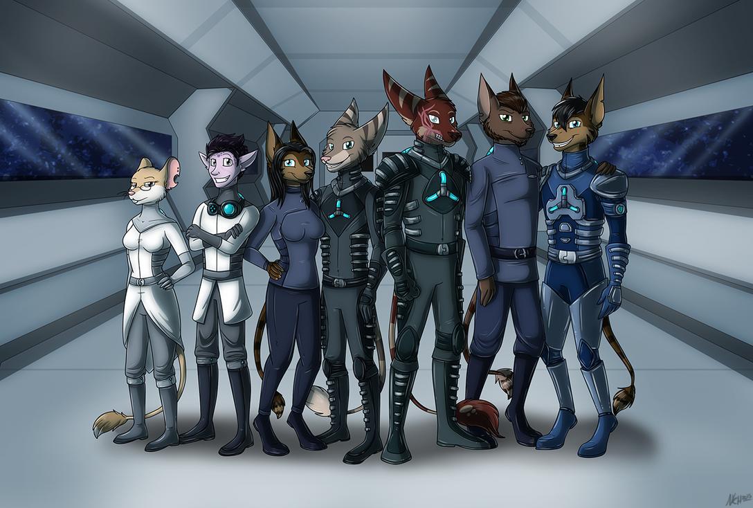 Choice Crew by NatLeo