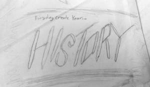 HISTORY - Word Doodle