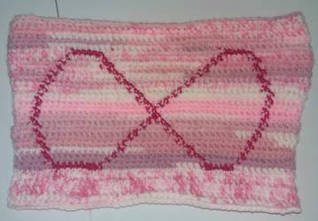 Infinity: A Directioner's Symbol - Crochet Work