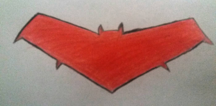 Red Hood Symbol