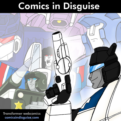 Comics in Disguise by Comics-in-Disguise